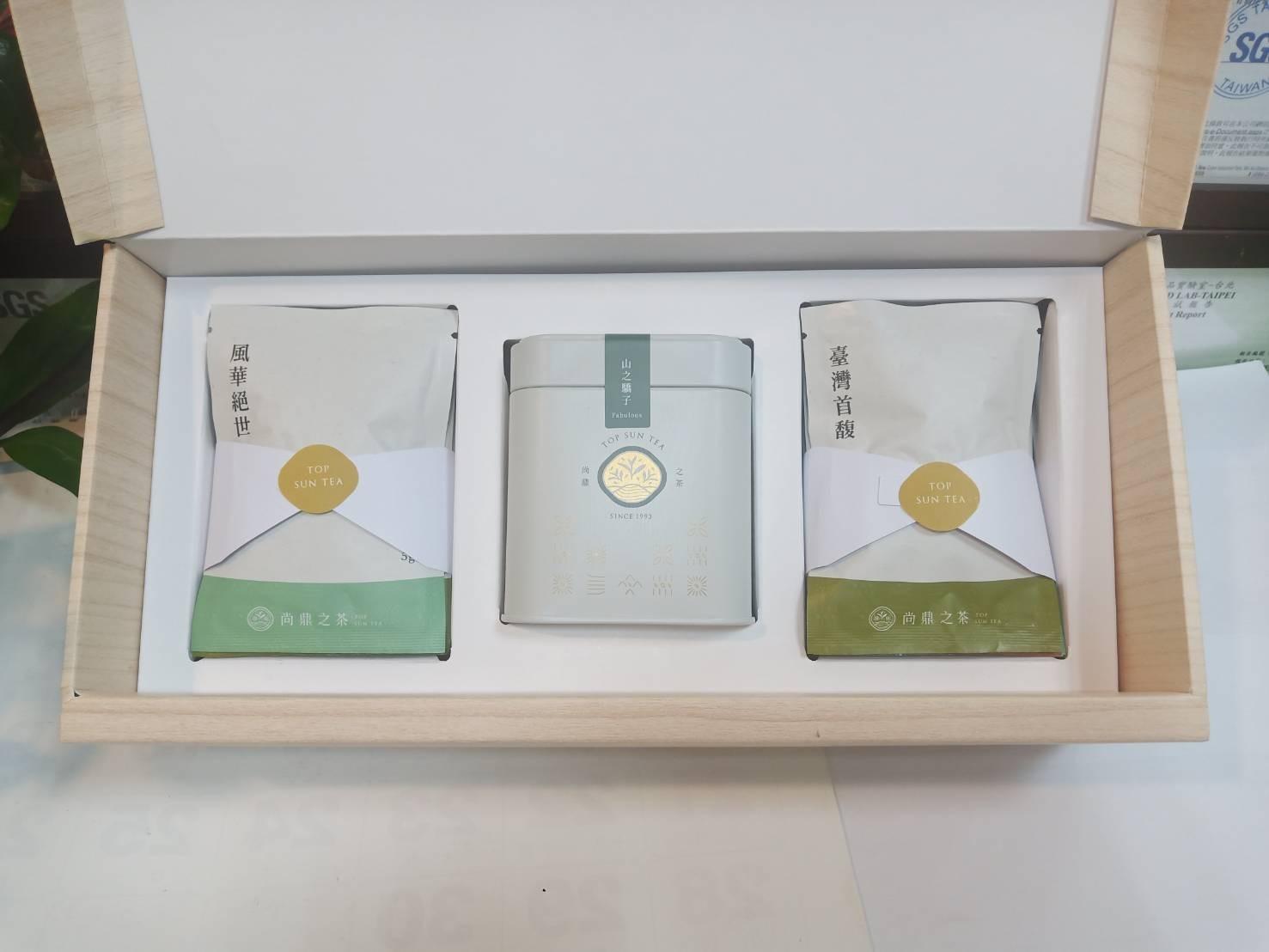 【茶語寄情‧印摯好韻禮盒】雙重好韻禮盒