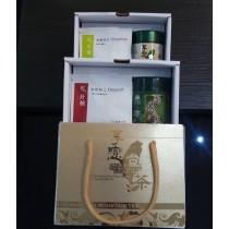 【雙層精緻禮盒】包。好韻、臺灣首馥、山之驕子